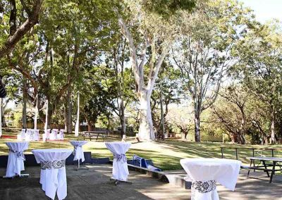 Outdoor Wedding at Ruggers, Albion