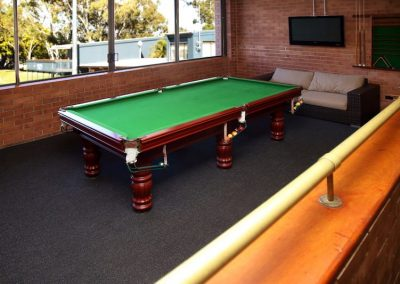 Function Room with Pool Table, Brisbane