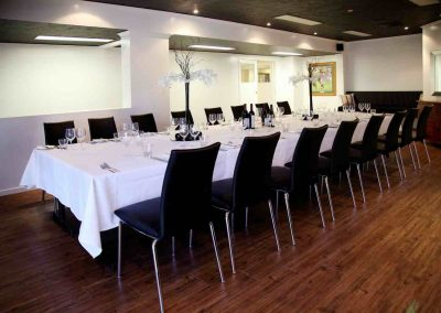 Private dining room in Albion