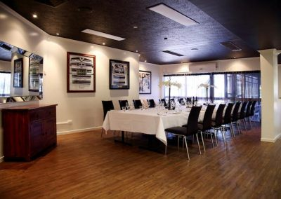 Private dining room in Brisbane