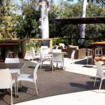 Alfresco Dining at Ruggers Restaurant and Bar